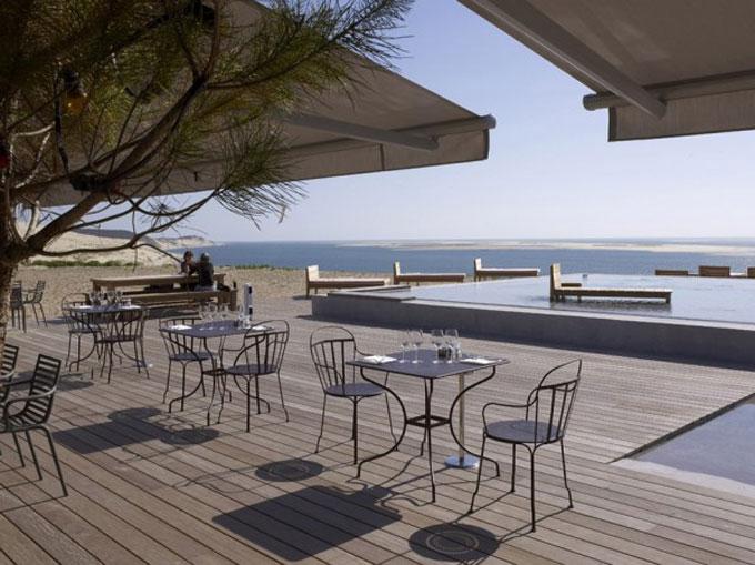 La Co(o)rniche Hotel de Philippe Stark